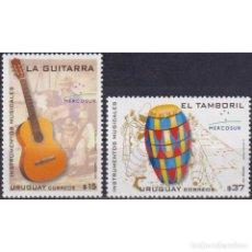 Sellos: UY2951 URUGUAY 2006 MNH MUSICAL INSTRUMENTS. Lote 293408728