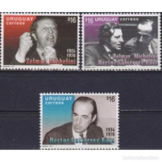 Sellos: UY2922 URUGUAY 2006 MNH VICTIMS OF POLITICAL MURDERS IN THE ARGENTIN EXILE. Lote 293410123