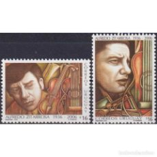 Sellos: UY2917 URUGUAY 2006 MNH THE 70TH ANNIVERSARY OF THE BIRTH OF ALFREDO ZITARROSA. Lote 293410138