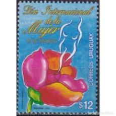Sellos: UY2717 URUGUAY 2003 MNH INTERNATIONAL WOMEN'S DAY. Lote 293407848