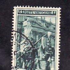 Sellos: VATICANO 159 USADA, CENTENARIO DE LA GUARDIA PALATINA DE HONOR, . Lote 10188902