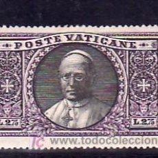 Sellos: VATICANO 56 CON CHARNELA, PIO XI . Lote 11364866