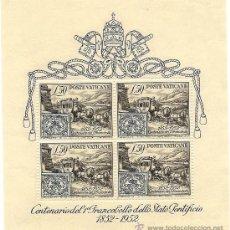 Sellos: VATICANO 1952 YVERT HB Nº 1. Lote 24551874