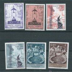 Sellos: MOTIVOS DIVERSOS, VATICANO, AÑO 1967, NUEVOS** S/F. Lote 39674499