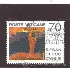 Sellos: VATICANO, CIUDAD DEL 1977 - YVERT NRO. 629 - USADO. Lote 42729005