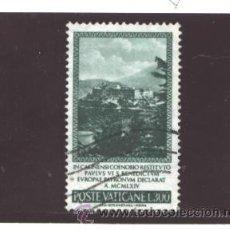 Sellos: VATICANO, CIUDAD DEL 1965 - YVERT NRO. 433 - USADO. Lote 42796563