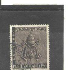 Sellos: VATICANO, CIUDAD DEL 1966 - YVERT NRO. 17 URGENTE - USADO. Lote 42903818