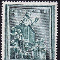Sellos: VATICANO/1960 V CENT.MUERTE DE SAN ANTONINO-EDIFIL 332. Lote 56424389