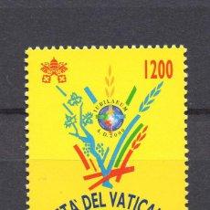 Timbres: VATICANO 1197** - AÑO 2000 - CONGRESO EUCARISTICO INTERNACIONAL, ROMA. Lote 140445685