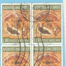 Sellos: VATICANO 1967, BLOQUE 4, YT.478. Lote 63346272