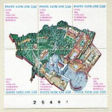 Sellos: VATICANO AÑO COMPLETO 1986. Lote 77100033