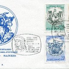 Sellos: VATICANO 1983 SOBRES PRIMER DIA FDC. Lote 77746409