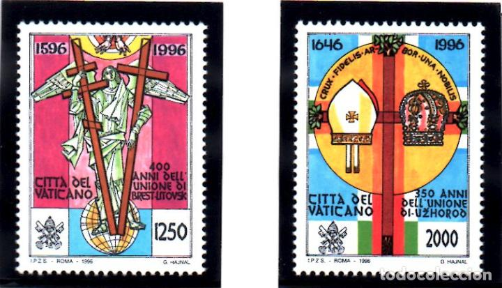 VATICANO. CATÁLOGO MICHELL Nº 1172/73, EN NUEVOS (Sellos - Extranjero - Europa - Vaticano)