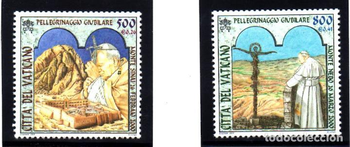 VATICANO. CATÁLOGO MICHELL Nº 1375/79, SERIE COMPLETA EN NUEVO (Sellos - Extranjero - Europa - Vaticano)