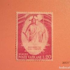 Sellos: VATICANO - 1969 - LA RESURRECCIÓN DE CRISTO.. Lote 99743299