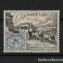Sellos: VATICANO 1952 CENTENARIO DEL SELLO DE LOS ESTADOS DE LA IGLESIA.. Lote 118005995