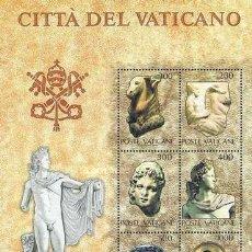Sellos: VATICANO - Nº 6 - AÑO 1983 - COLECCION DE ARTE DEL VATICANO - HB - NUEVOS. Lote 118542207