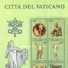 Sellos: VATICANO - Nº 7 - AÑO 1983 - COLECCION DE ARTE DEL VATICANO - HB - NUEVOS. Lote 118542511