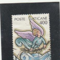 Sellos: VATICANO, CIUDAD DEL 1988 - YVERT NRO. 844 - USADO. Lote 122316223