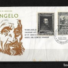 Stamps - Vaticano sobres de primer dia - 122857911