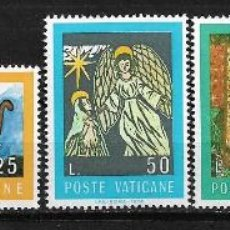 """Sellos: VATICANO 1974 """"THE BIBLE: THE BOOK OF BOOKS."""" MNH - 5/7. Lote 125226015"""