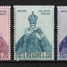 Sellos: VATICANO VATICAN CITY 1968 HOLY INFANT OF PRAGUE MNH - 5/4. Lote 125226983