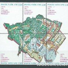 Sellos: VATICANO - CORREO 1986 YVERT 786/91 ** MNH. Lote 153354032