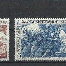 Sellos: VATICANO 1963. Lote 180435031