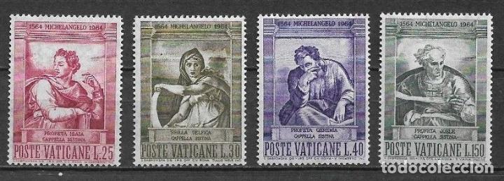 VATICANO 1964 ** SERIE COMPLETA - 7/37 (Sellos - Extranjero - Europa - Vaticano)