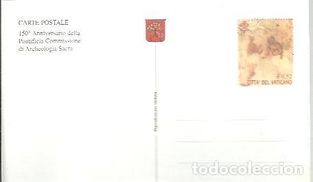 ENTERO POSTAL 2002 (Sellos - Extranjero - Europa - Vaticano)