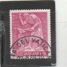 Sellos: VATICANO, CIUDAD DEL 1966 - YVERT NRO. 449 - USADO. Lote 189703582