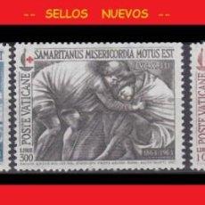 Sellos: LOTE SELLOS NUEVOS - POSTE VATICANE 1963 - VATICANO - AHORRA GASTOS COMPRA MAS SELLOS. Lote 191652891