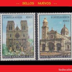 Sellos: LOTE SELLOS NUEVOS - POSTE VATICANE 1970 - VATICANO - AHORRA GASTOS COMPRA MAS SELLOS. Lote 191653848