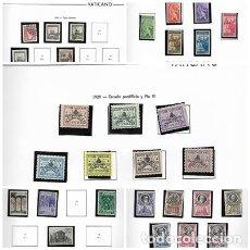 Sellos: LOTE N. 1 - SELLOS VATICANO - VER FOTOS. Lote 194380952