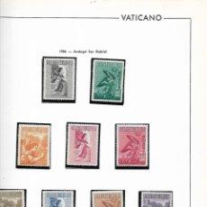 Sellos: LOTE N. 2 - SELLOS VATICANO - 45 - VER FOTOS. Lote 194382247