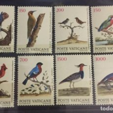 Sellos: AVES. Lote 195370621