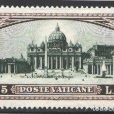 Sellos: VATICANO, 1933 YVERT Nº 57 /**/ . Lote 195415082