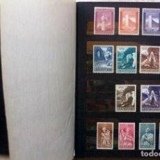 Sellos: CLASIFICADOR COMPLETO DE VATICANO- FOTO 415- TODO SERIES COMPLETAS. Lote 204313685