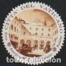 Timbres: VATICANO 2002 SCOTT 1224 SELLO º ANIV. 1º SELLO PATIO INTERIOR PALACIO MADAMA YVERT 1265A. Lote 207197158