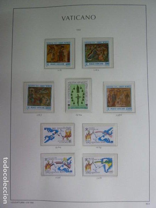 VATICANO 9 SELLOS DE 1992. NUEVOS (Sellos - Extranjero - Europa - Vaticano)