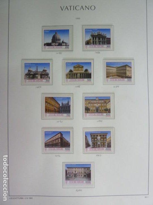 VATICANO 10 SELLOS DE 1993. NUEVOS (Sellos - Extranjero - Europa - Vaticano)