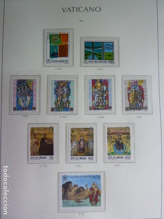 VATICANO 10 SELLOS DE 1994. NUEVOS (Sellos - Extranjero - Europa - Vaticano)