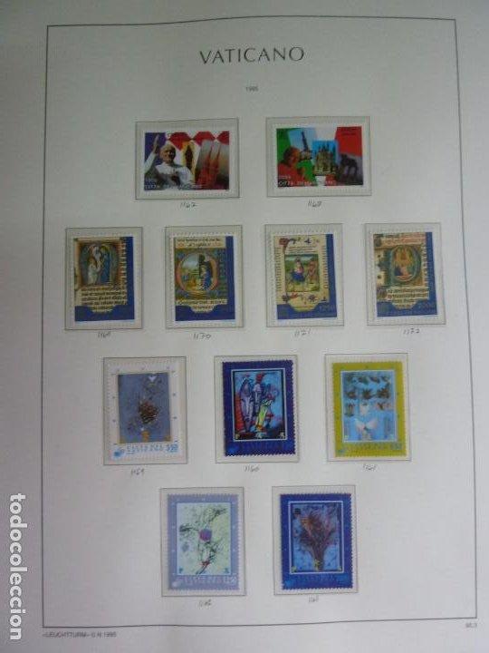 VATICANO 11 SELLOS DE 1995. NUEVOS (Sellos - Extranjero - Europa - Vaticano)
