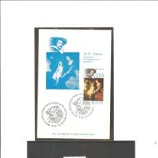 Sellos: VATICANO. 4º CENTENARIO NACIMIENTO PINTOR RUBENS***. Lote 212925262