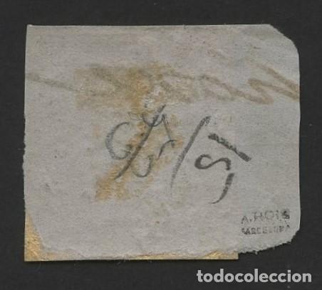 Sellos: VATICANO, ESTADO PONTIFICIO, SELLO, ESCUDO NACIONAL, 1852, CERT. ROIG, STAMP ITALY - Foto 2 - 222606572