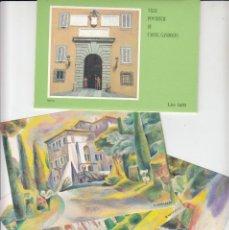 Sellos: VATICANO - E.P - CARTOLINE POSTALI - 1988 - VILLE PONTIFICE DI CASTEL GANDOLFO. Lote 222904352