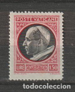 VATICANO IVERT 116. AÑO 1945. NUEVO CON FIJASELLOS. (Sellos - Extranjero - Europa - Vaticano)