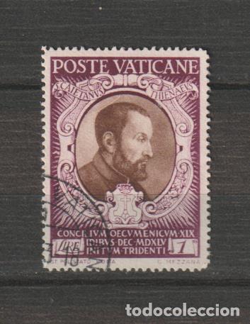 VATICANO IVERT 132. AÑO 1946. USADO (Sellos - Extranjero - Europa - Vaticano)