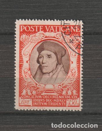 VATICANO IVERT 133. AÑO 1946. USADO (Sellos - Extranjero - Europa - Vaticano)