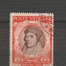 Sellos: VATICANO IVERT 133. AÑO 1946. USADO. Lote 230692650